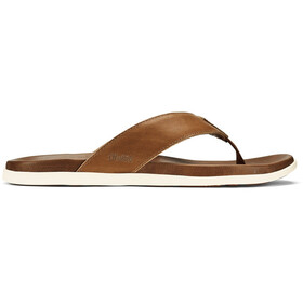 OluKai Nalukai Sandals Men, tan/tan